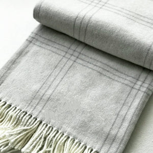Maiella Throw Grey 130cm X 170cm