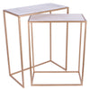 Suzy Marble Side Table S2