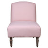 Sinclair Slipper Chair Pink