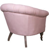 Cynthia Club Chair Pink