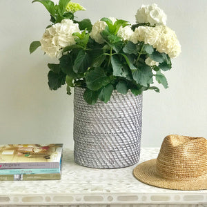 Rattan Planter Basket Large