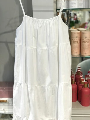 Laura Nightgown White