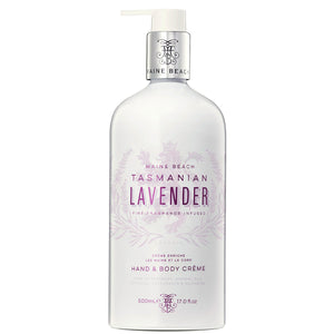 Tasmania Lavender Hand Body Cream 500ML