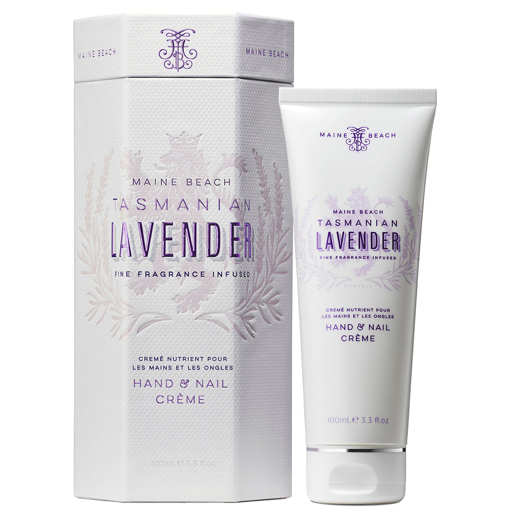 Tasmania Lavender Hand and Nail Cream 100ML