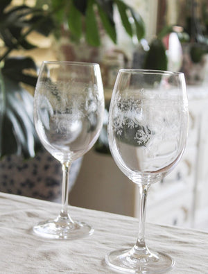 Mont Marte Wine Glass Set of 2 Small
