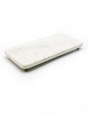 Marble Tray with Feet