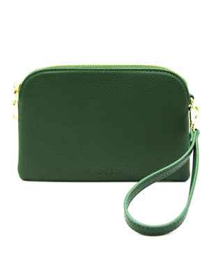 Mini Hugo Purse Green