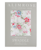 Muslin Cottage Floral Swaddle