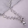 Ball Necklace Silver