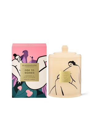 GF Mothers Day Candle Ode to Women 21 380G