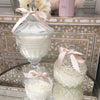 Statement Piece Champagne Bath Candle