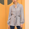 Olivia Blouse Light Blue