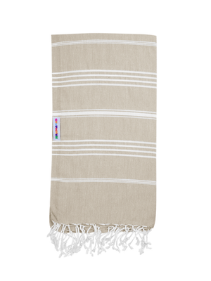 Original Beach Towel Beige 100 X 180