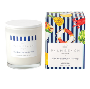 Mini Candle Boathouse 90G