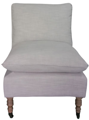 Metropole Club Chair Pale Blue