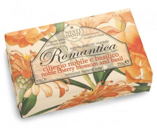 ROMANTICA CHERRY BLOSSOM SOAP