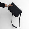 Succumb Handbag Black