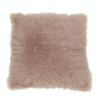 Cashmere Fur Cushion Pink
