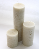 Chapel Candles Ivory Large