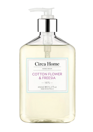 Circa Home1975 Cotton & Freesia Handwash 450ml