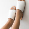 Skye Slide White