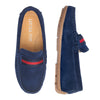 Walnut Shoes - Kensington Loafer - Navy
