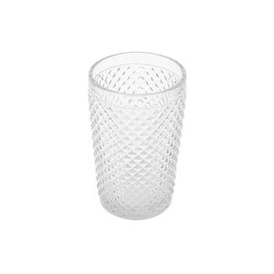Honeycomb Tumbler Clear