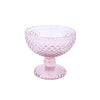 Honeycomb Icecream Bowl Pink