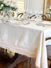 Fontainebleau Table Cloth Greige