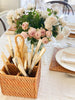 Rattan Cutlery Holder Natural