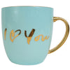I Love You Mug S17 Aqua 350Ml