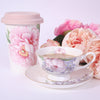 Wisteria Garden Tea Cup 180Ml