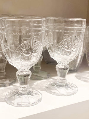 Villandry Wine Glass Clear