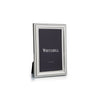 Silverplated Beaded Photo Frame Small