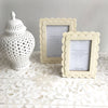 Wave Bone Photo Frame 5x7