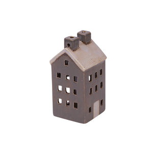 Alsace Tea Light Maison Grey