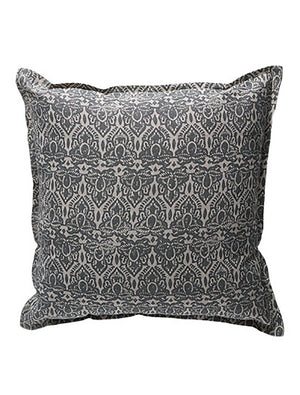 Babbington Fontana Grey Cushion 50cm x 50cm