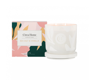CH Sea Salt and Vanilla Classic Candle 20 260G