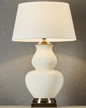 Matisse Table Lamp Cream