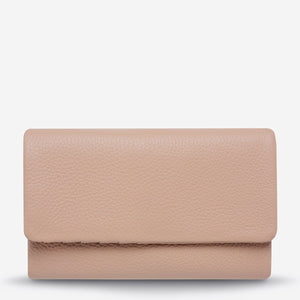 AUDREY Wallet Pebble Pink
