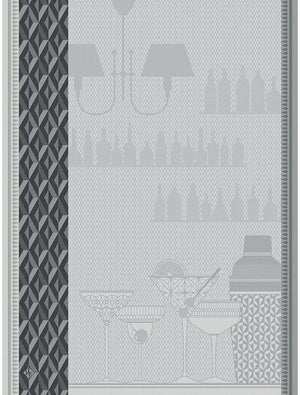 Tea Towel Ambiance Cocktail Liqueur LIQUEUR 60cm x 80cm