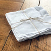 Fontainebleau Napkins 4pcs Set White