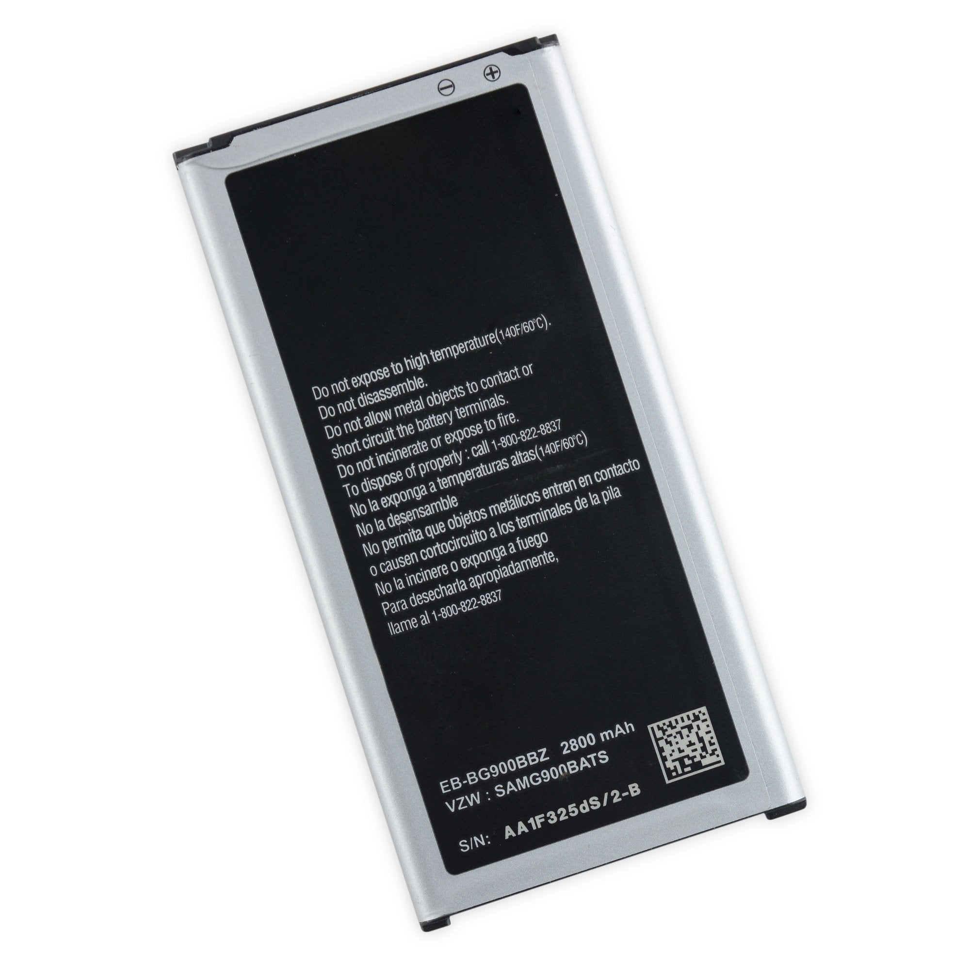 Samsung Galaxy S5 Replacement Battery