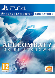 Ace Combat 7: Skies Unknown on PlayStation 4