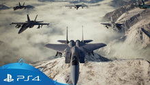 Load image into Gallery viewer, Ace Combat 7: Skies Unknown on PlayStation 4