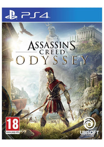 Assassin's Creed Odyssey on PlayStation 4