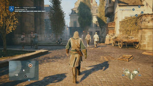 Assassin's Creed Unity on PlayStation 4