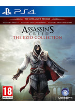 Load image into Gallery viewer, Assassins Creed Ezio Collection on PlayStation 4