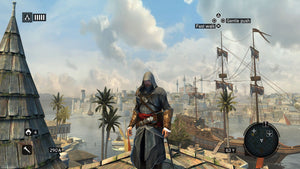 Assassins Creed Ezio Collection on PlayStation 4