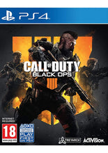 Load image into Gallery viewer, Call of Duty: Black Ops 4 on PlayStation 4